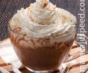RECEITA: Chocolate quente especial para esquentar no friozinho
