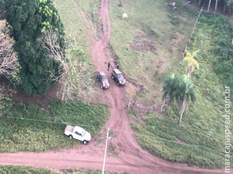 Rixa entre caciques motivou operação da PF em aldeia e dois foram detidos
