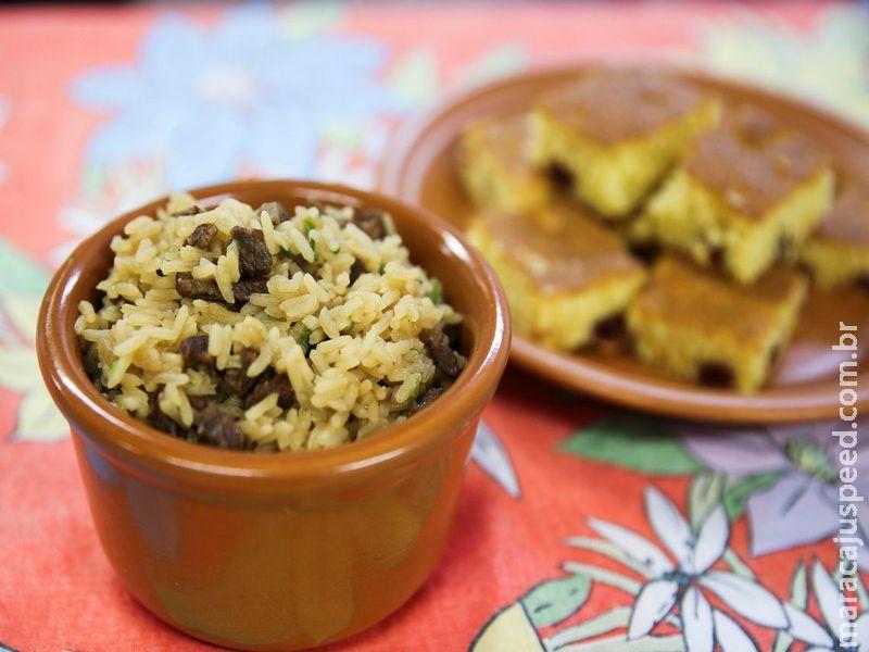 Festa junina é aula de gastronomia e história