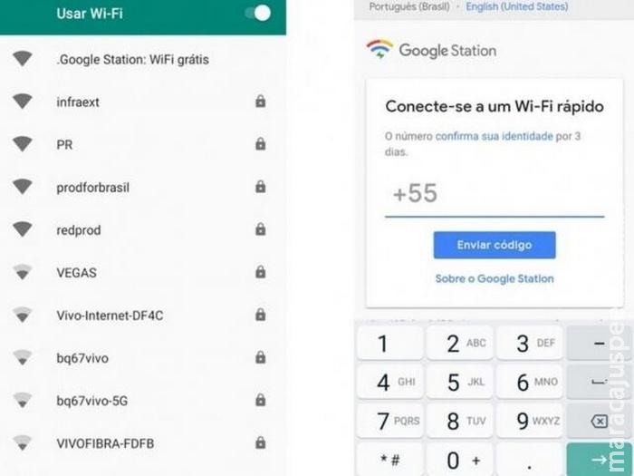 Google lança 80 pontos de W-Fi grátis no Brasil; saiba como usar