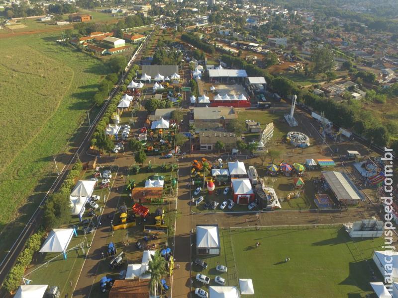 Maracaju: Com grade diversificada, Expomara 2019 é citada como uma das maiores feiras do interior do país