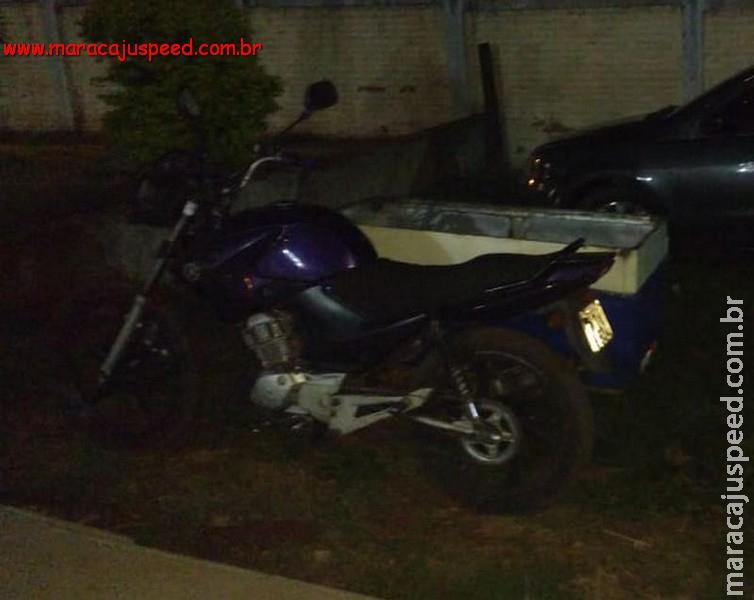 Maracaju: Fiscalização Preventiva de Trânsito (blitz) recolhe três veículos e uma CNH no centro