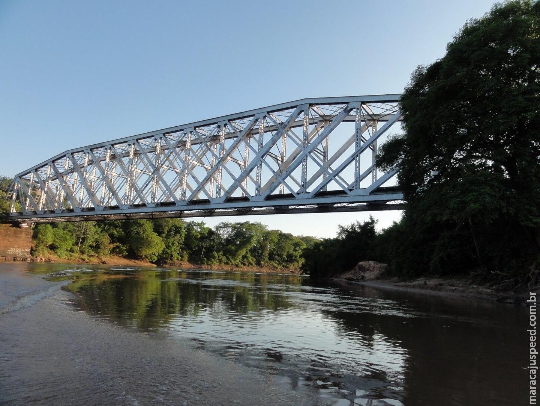 Turista desaparece ao entrar no Rio Aquidauana