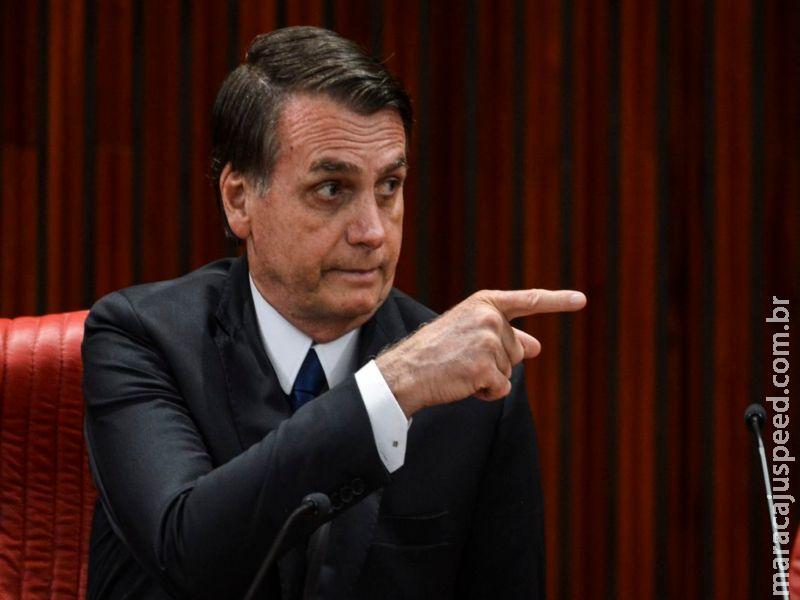 Bolsonaro diz ao Clarín desejar Macri reeleito e mais acordos para o Mercosul