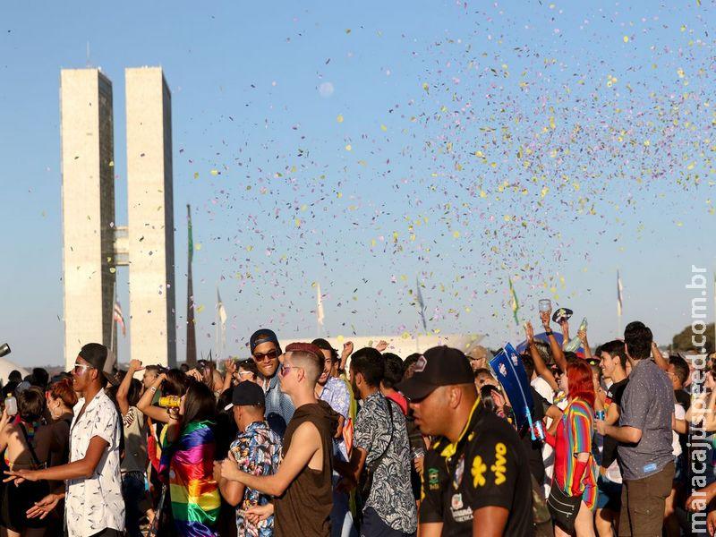 Esplanada dos Ministérios recebe Parada do Orgulho LGBTS neste domingo