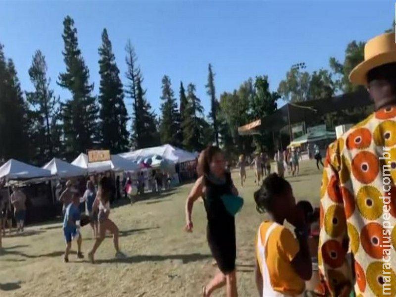EUA: tiroteio deixa 4 mortos e 15 feridos em feira gastronômica na Califórnia