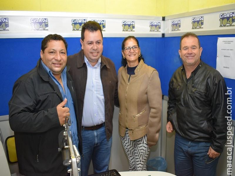 Maracaju: Aumento de alunos das escolas municipais mostra o crescimento do município