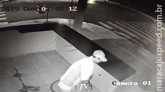 Maracaju: Polícia Civil identifica e prende autor de furto drurante a madrugada em estabelecimento comercial no Centro de Maracaju