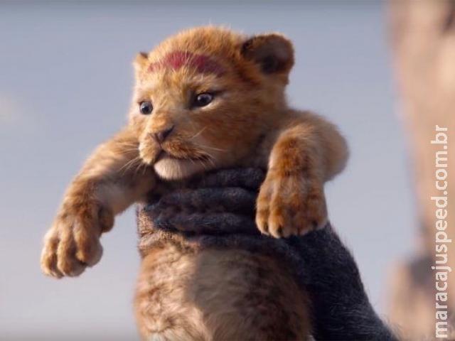 O Rei Leão estreia hoje nos cinemas para adulto lembrar da infância