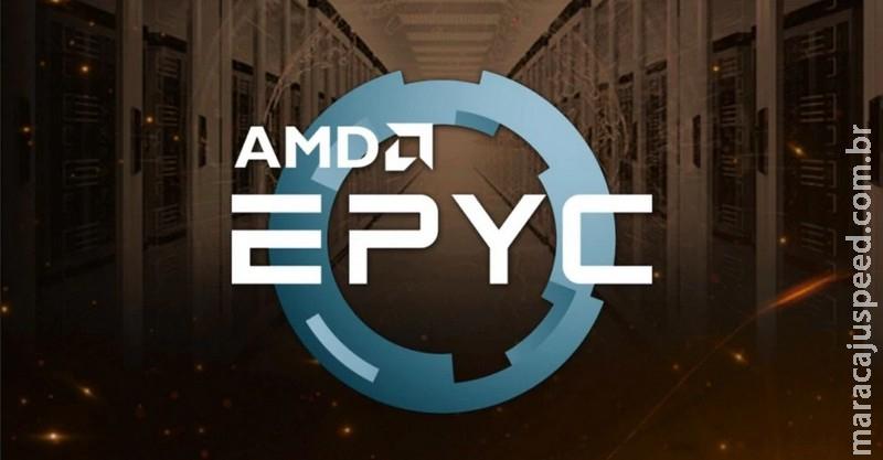 AMD lança nova geração de chips para servidores com Google e Twitter como clientes