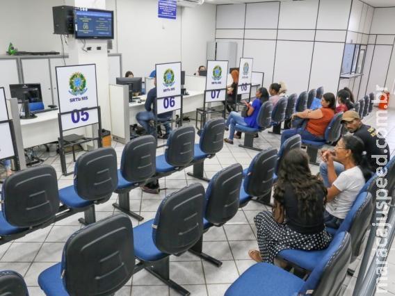 Aposentadorias e migração virtual fecham agências do trabalho em MS