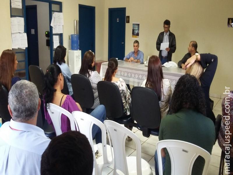 Conselho do FUNDEB toma posse em Maracaju