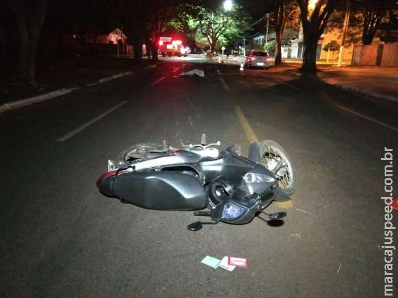 Jovem morre ao bater moto contra árvore na Hayel Bon Faker