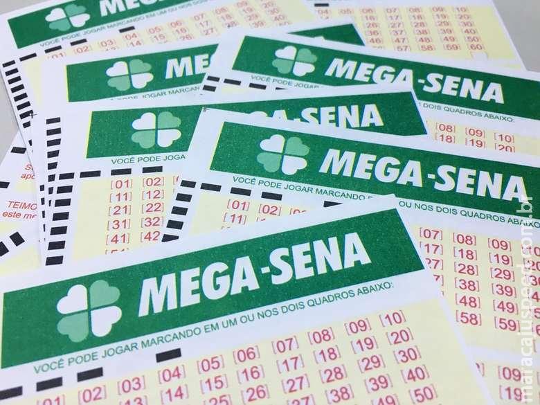 Mega-Sena pode pagar R$ 5 milhões neste sábado
