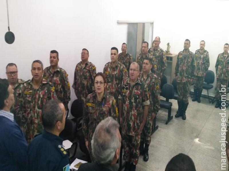 Polícia Militar Ambiental realiza curso de nivelamento em fiscalização ambiental para 30 Policiais