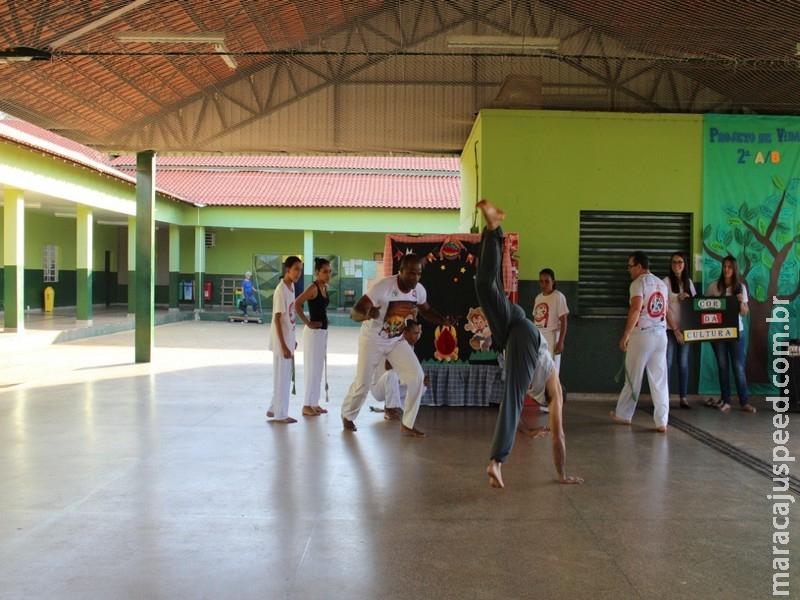 Projeto Ginga Maracaju faz parte da Eletiva da Escola Padre Constantino