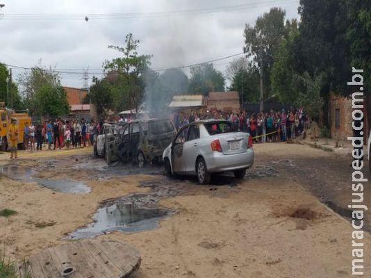 """Bandidos """"tocam o terror"""" para resgatar integrante de facção brasileira preso no Paraguai"""
