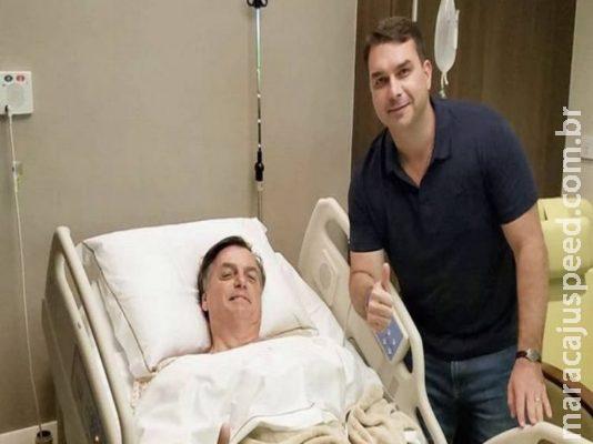 Bolsonaro teve paralisia do intestino por excesso de ar, mas quadro é normal