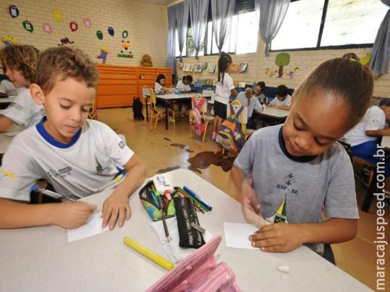 Frequência escolar de alunos do Bolsa Família atinge 91%
