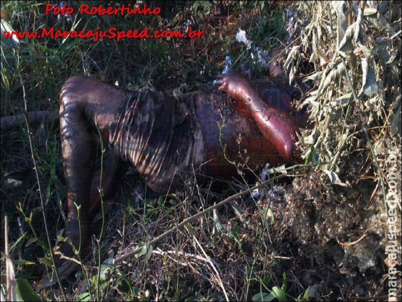 Maracaju: Corpo em avançado estado de decomposição é encontrado em mata próxima a subestação da Energisa. Esposa teve participação no assassinato e na ocultação do corpo
