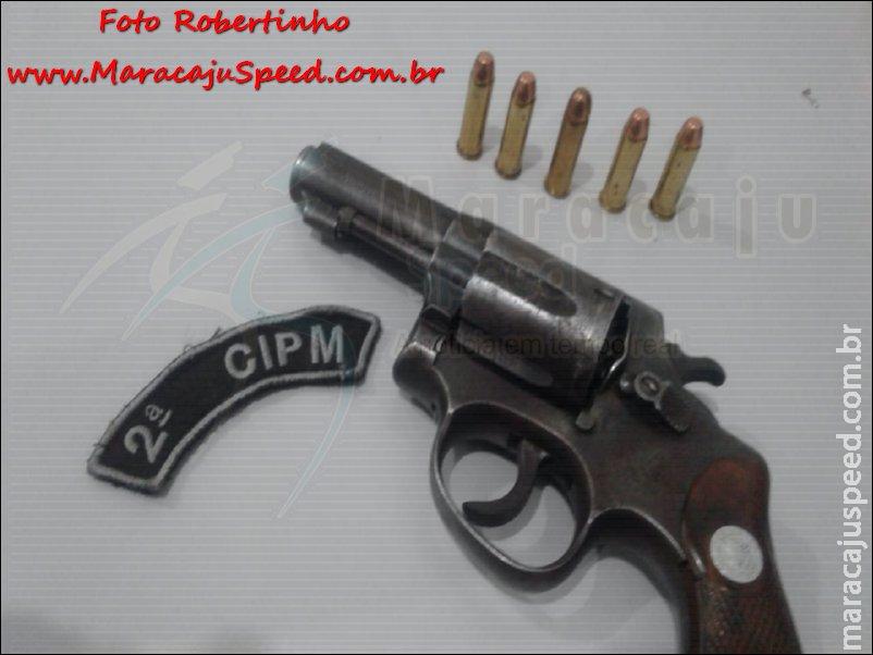 Maracaju: Idoso em sua defesa, atira em adolescente que tentou invadir sua residência e agredi-lo