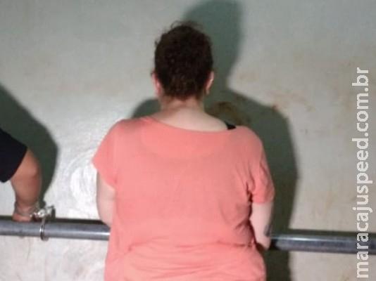 Nutricionista é presa após vender maconha para adolescente em Dourados