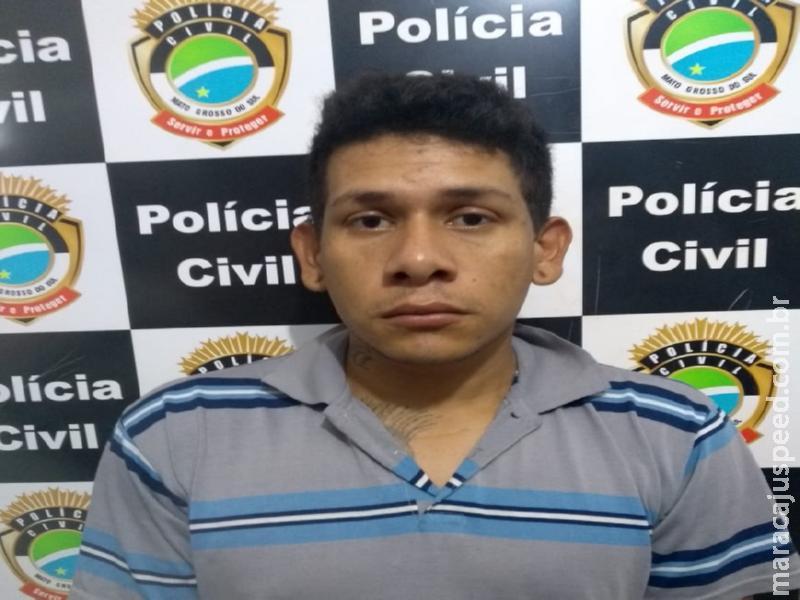 Maracaju: Polícia Civil identifica autor de furto e recupera vários objetos da vítima