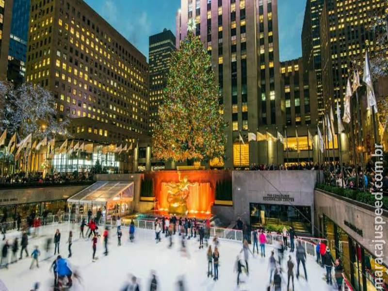 Nova York é perfeita para passar Natal e Ano Novo