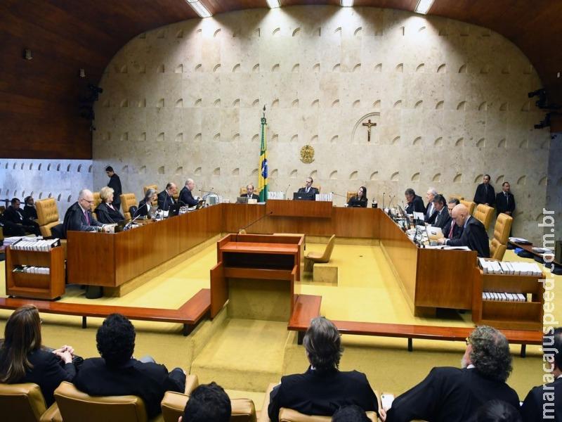 STF derruba validade da prisão após a segunda instância e Lula poderá ser solto