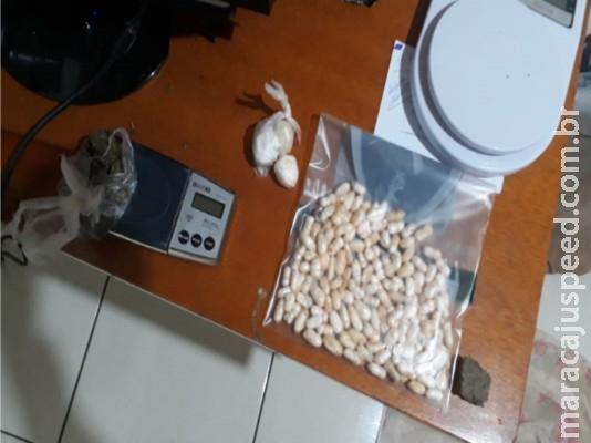 Desarticulado esquema de entrada de drogas no presídio de Dois Irmãos do Buriti
