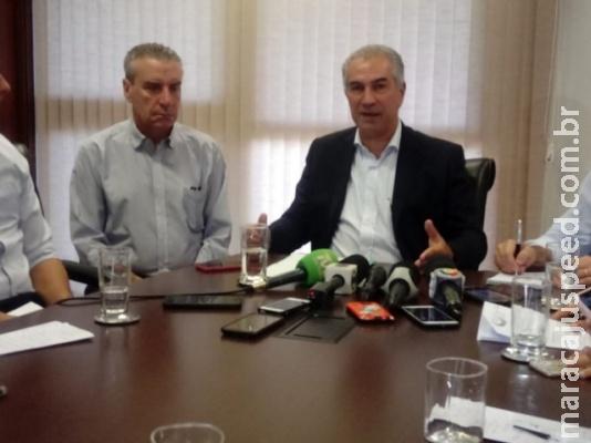 """Reinaldo diz que """"vislumbra horizonte bom"""" em 2020 após crise econômica"""