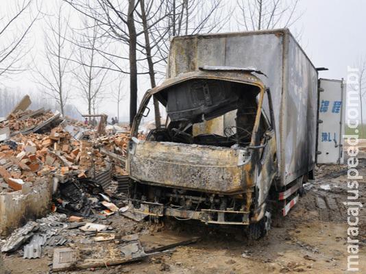 Sete pessoas morrem após explosão em fábrica de fogos de artifício na China