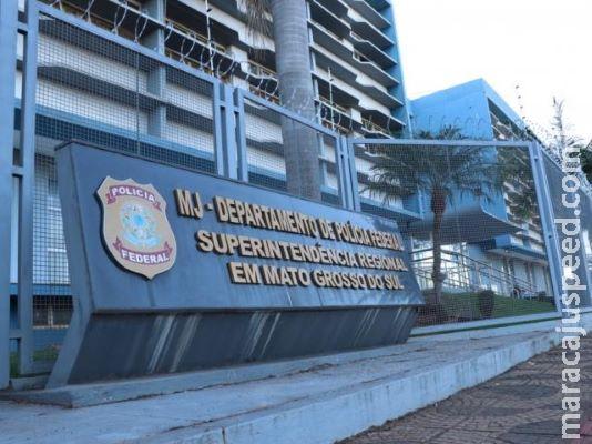 PF vai terceirizar segurança de delegacias em MS por R$ 2,2 milhões