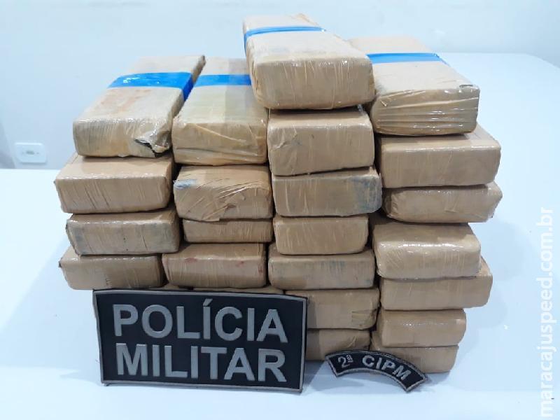 Maracaju: Polícia Militar prende mulher por tráfico de drogas e falsidade ideológica