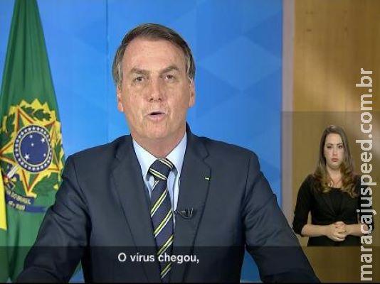 Bolsonaro volta defender nas redes sociais que