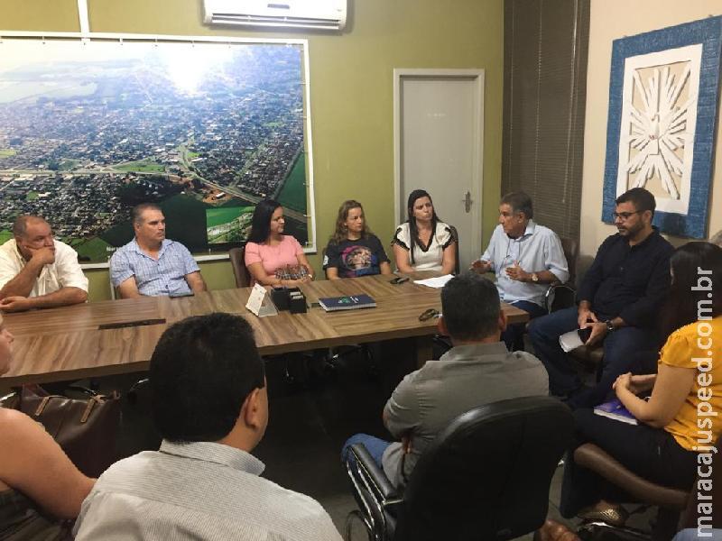 Maracaju: Aulas da rede municipal de ensino iram ser suspensas, bem como de escolas particulares por tempo indeterminado