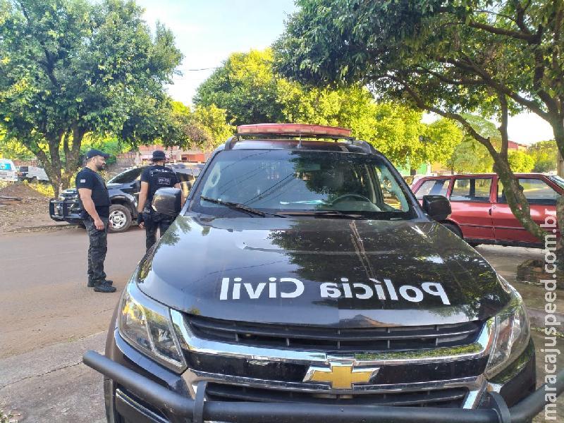 Polícia Civil desarticula associação de traficantes que comercializava drogas em Bonito e Maracaju