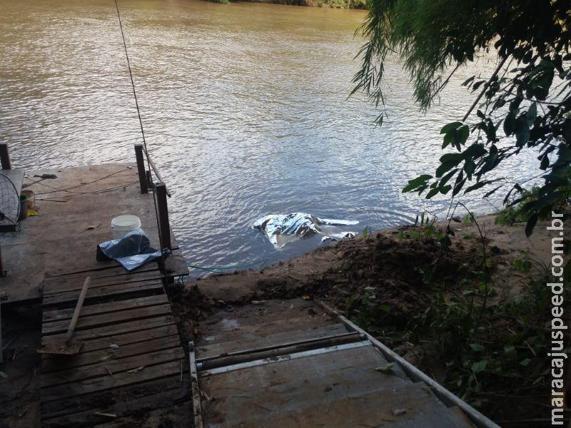Encontrado corpo de idoso que desapareceu em pesqueiro em Piraputanga