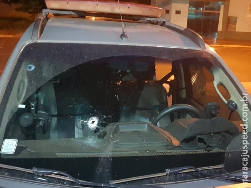 Maracaju: Camionete roubada no Rio de Janeiro que seguia para o Paraguai foi recuperada pelo DOF