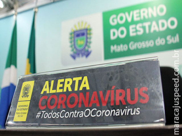 Nota Oficial: Maracaju sobre 1º Caso de COVID-19 - (27/05)