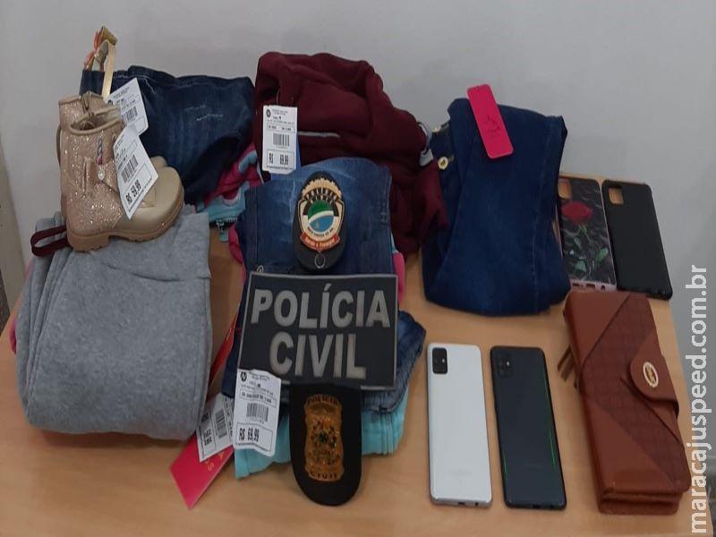 Funcionária de loja fraudou cartão de crédito de idosa e realizou compras