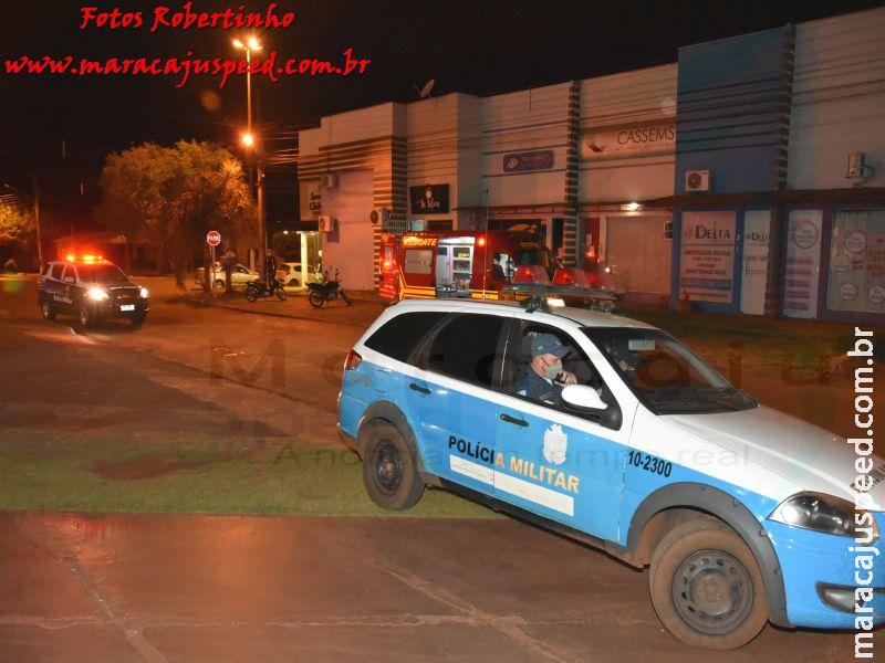 Maracaju: Homem afirmou a redação do MaracajuSpeed que estava cometendo o suicídio quando foi interrompido