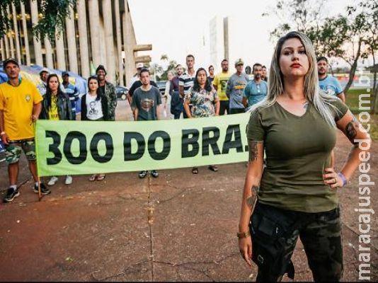 PF prende em Brasília ativista Sara Winter