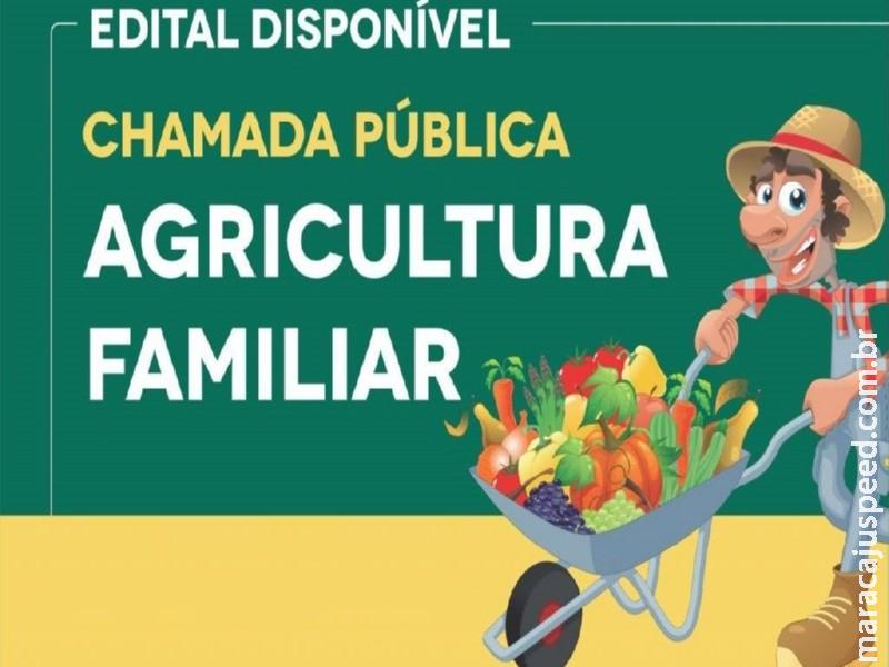 Chamada pública para aquisição de gêneros alimentícios da agricultura familiar referente ao 2º semestre de 2020 da E. E. Padre Constantino de Monte