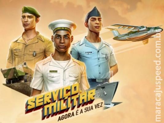Informativo da Junta de Serviço Militar de Maracaju