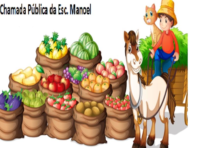 Maracaju: Atenção – Chamada pública da Esc. E. Manoel Ferreira de Lima