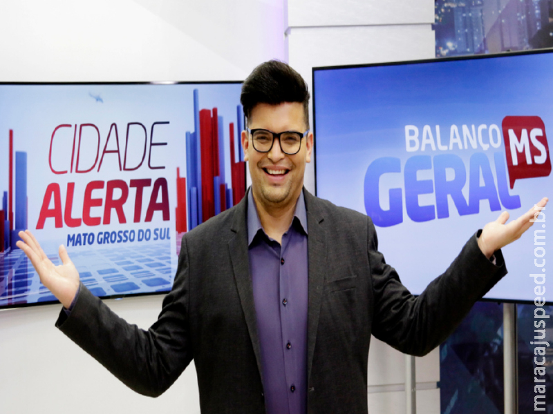 """Rodrigão, o """"põe na quadrada"""", chega a Maracaju"""