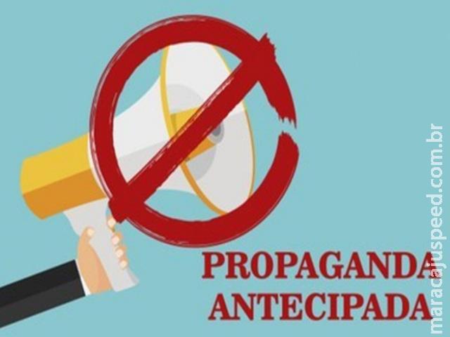 Maracaju: Ministério Público Eleitoral (16ª Zona Eleitoral) atua pré-candidato por propaganda eleitoral antecipada