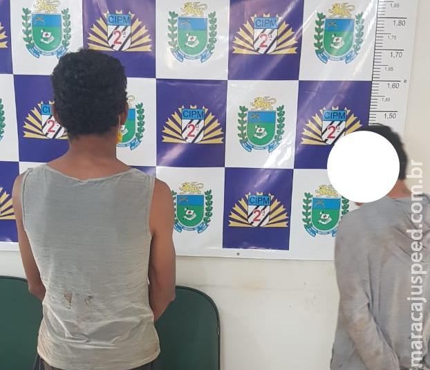 """Maracaju: Polícia Militar prende autora de """"Roubo"""" sob ameaça. Vítima era criança de apenas 10 anos de idade"""