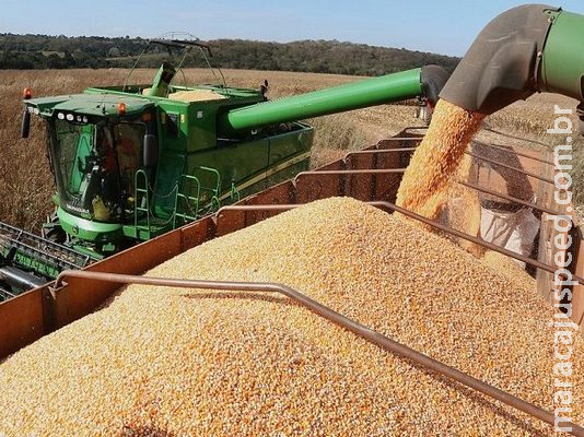 Jaraguari terá primeira indústria de etanol de milho de Mato Grosso do Sul